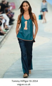 Tommy Hilfiger SS 2014 vogue.co.uk 3