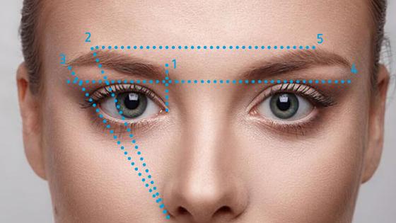 Jak wykonać makijaż brwi?