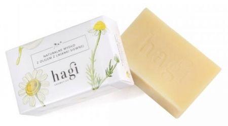 Naturalne mydło z olejem z lnianki siewnej 100g