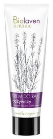 Odżywczy krem do rąk olej z pestek winogron & olejek lawendowy 100ml