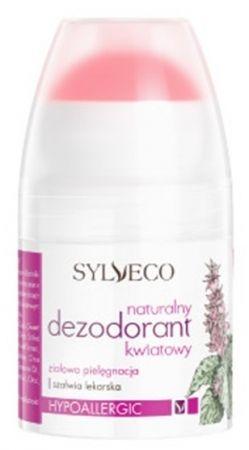 Naturalny dezodorant kwiatowy 50ml