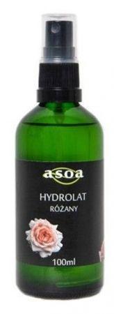 Hydrolat z róży damasceńskiej 100ml