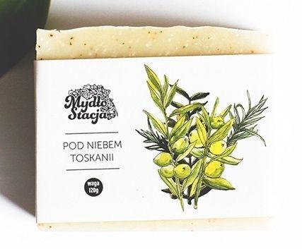 Mydło naturalne Pod Niebem Toskanii 120g