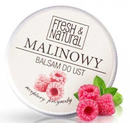 Balsam malinowy do ust 15ml