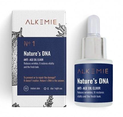 ANTI-AGE Odmładzający eliksir olejowy Nature's DNA 15ml