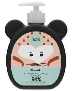 Naturalne mydło do rąk dla dzieci Nagietek 400ml
