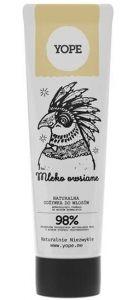 Naturalna odżywka do włosów Mleko Owsiane 170ml
